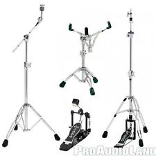 DW Drum Workshop 3000 4pc Hardware Pack w/Snare HiHat Boom Stand Pedal NEW