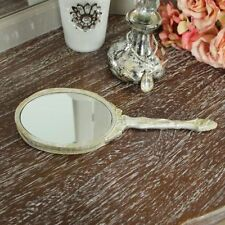 Metal Frame Oval Modern Decorative Mirrors