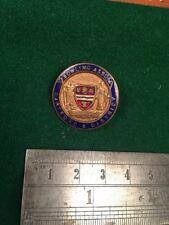 Lawn Bowls Enamel Badge Dartford And District Bowling Association