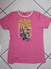 HIGH SCHOOL MUSICAL T-shirt 14 ans rose