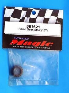 Team Magic Ritzel Gear Steel (16T) 581621 Modell