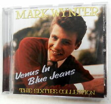 MARK WYNTER CD Venus In Blue Jeans The 60's Collection PULSE UK press CC cdx46