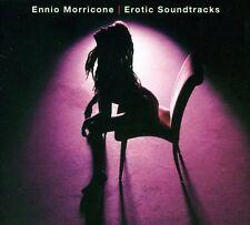 Erotic Movie Soundtracks - Ennio Morricone (2012, CD NEUF)