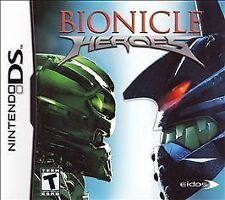Bionicle Heroes GAME Nintendo DS DSI XL LITE 3 3DS 2 2DS