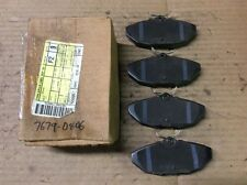New Factory OEM Ford Motorcraft Disc Brake Pad Pads Rear 4W4Z-2200-AA