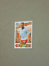 Trading card carte panini FOOT 2011-2012 ADRENALYN XL  DERNIS  MONTPELLIER