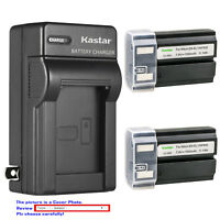 Kastar Battery Travel Charger for Konica Minolta NP-800 & Dimage A200 Camera