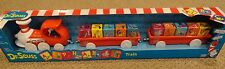 BNIB Dr. Seuss Motion Mobiles ETRL Cat in the Hat 3-Piece Alphabet TRAIN Set