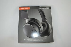 Plantronics BackBeat 505 Over-Ear Noise Cancelling Bluetooth Headphones Wireless