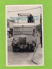More details for london transport tower wagon croydon reg old photo ( not postcard)  ref b940
