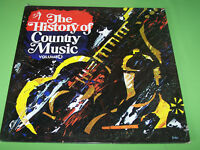 The History of Country Music Vol. 4 - Lee Cash presents LP