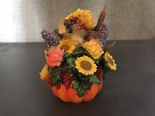 New listing Charming Tails Nested In Autumns Beauty
