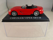 Kiosque/Altaya/Ixo☆Chrysler Viper SRT-10☆1/43☆en boîte/ inbox