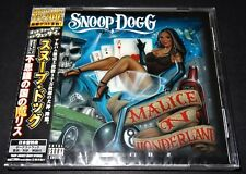 Snoop Dogg - Malice N Wonderland . Japan Import TOCP-66922 CD SEALED !!!