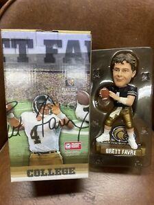 Brett Favre RARE Special  Edition Southern Miss Bobble Head Football Sports