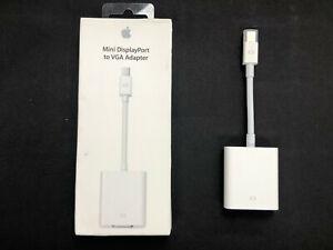 Genuine Apple A1307 Mini Displayport To VGA Display Port White Adapter