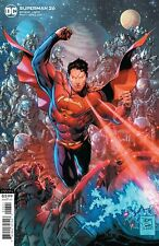 SUPERMAN #26 COVER B TONY S DANIEL VARIANT DC BENDIS DANIEL 101420