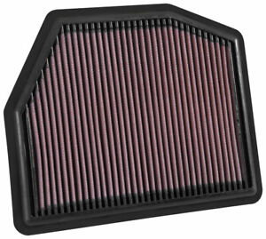 K&N Replacement Air Filter for Nissan Pathfinder Infiniti QX60 / 33-5036