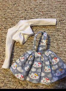 Bjd doll clothes 1/4 mdd msd minifee