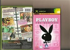 PLAYBOY THE MANSION XBOX/X BOX 360 SIM Play