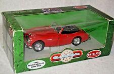1:18 ERTL - British Motor Heritage - 1961 Austin-Healey 3000 MkII in Red