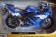 Yamaha YZF R 1 2004 Blue 1:12 Maisto