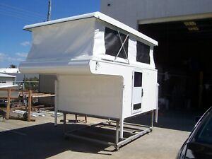 slide on camper Empty shell