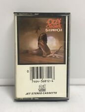 Ozzy Osbourne – Blizzard Of Ozz Cassetta