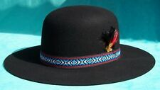 """JIMI HENDRIX, BILLY JACK, INDIAN JOE"" HAT LARGE"