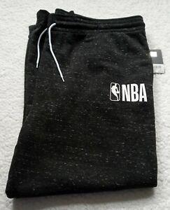 NBA Men's Jogger Comfort Fit with Elastic Waistband Size 4XL Net Dry Pants