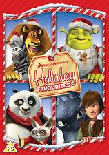 DREAMWORKS HOLIDAY FAVORITES ( SHORTS COMPLILATION ) - DVD - REGION 2 UK