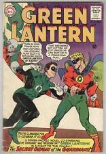 Green Lantern #40 October 1965 VG Origin Guardians, Infinite Earths