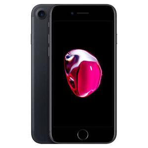 Apple iPhone 7 32GB - Black Factory Unlocked Smartphone