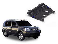 Motor + Getriebeschutz aus Stahl Unterfahrschutz für Nissan X-Trail T31 2007-13