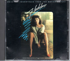 CD Soundtrack Flashdance (1983) Irene Cara,Donna Summer etc..German pressing