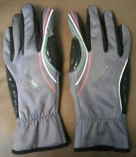 Campagnolo Sportswear Flag Gloves, Size XL, Color Black / Grey