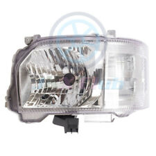 HEAD LIGHT LAMP LH LEFT SIDE CLEAR ASSY H FOR TOYOTA HIACE COMMUTER VAN 2014-ON
