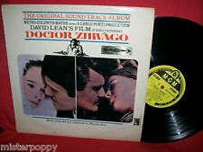 MAURICE JARRE Doctor Zhivago OST LP 1966 NEW ZEALAND EX STEREO First Pressing
