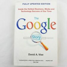 The Google Story by David A. Vise Fully Updated Edition, Paperback 2005 Book