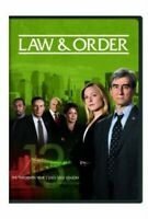Law & Order - Law & Order: The Thirteenth Year [New DVD] Boxed Set, Sn