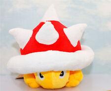 "Super Mario 4"" Spiny Koopa Plush Doll Stuffed Toy Cute Kid Anime toy"