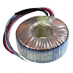 Toroidal transformer 200VA 230V 2x115V 230V Sedlbauer RTO-826043