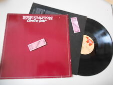 LP POP Eric Clapton-Another ticket (9) canzone RSO Rec/OIS GERMANY