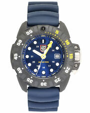 Luminox Scott Cassell Deep Dive Blue Dial Quartz Men's Watch XS.1553 !!ON SALE!!