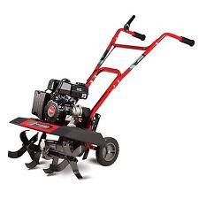 "20015 Earthquake Versa 4 Cycle 21"" Front Tine Garden Rototiller 5 Year Warranty"