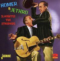 Homer & Jethro - Slaughter the Standard [New CD] UK - Import
