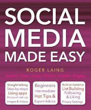 Social Media Made Easy (Computing Made Easy)-Roger Laing