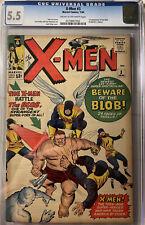 X-Men #3 CGC 5.5