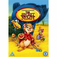 El Secreto de Nimh DVD Nuevo DVD (1590501000)