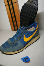 Vintage 70's/80's Nike Waffle Sole Cortez Running Shoes Sneakers 10-10.5 Ldv 24